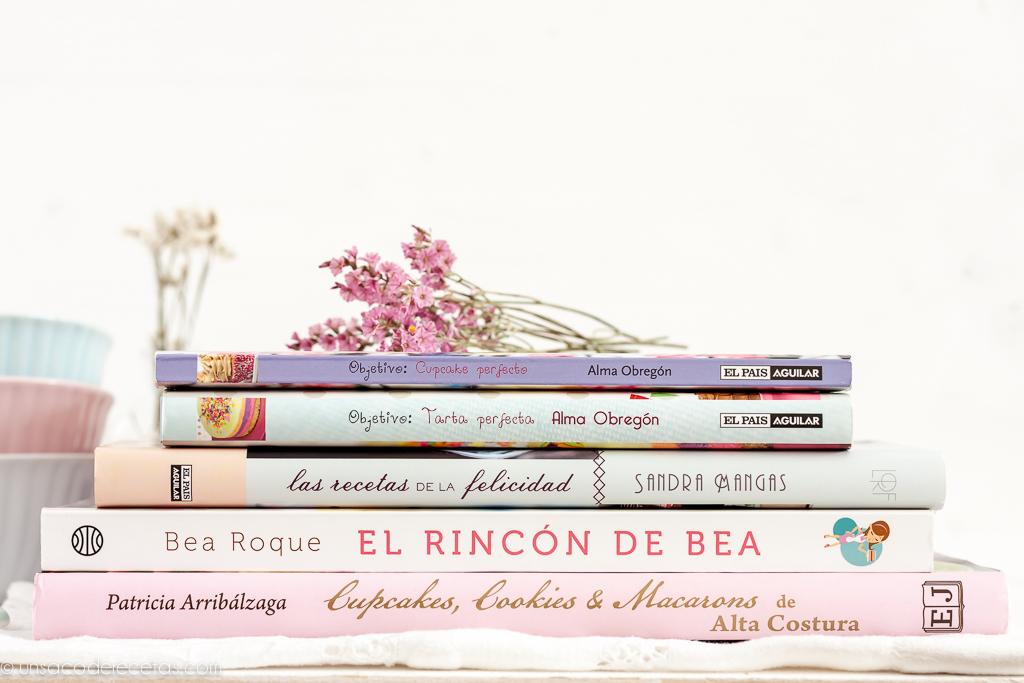 Libros repostería autores españoles